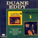 """Duane Eddy-2 LP's On 1 CD:  """"The Best Of"""" / """"Twangsville"""" (Import)"""