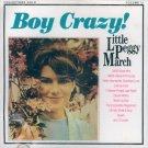 Little Peggy March-Boy Crazy! (Import)