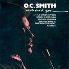 O.C. Smith-Me And You
