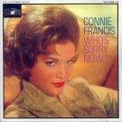 "Connie Francis-""Who's Sorry Now"" + 16 Bonus Tracks (Import)"