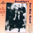 V/A Brooklyn's Doo Wop Sound-Al Brown's ALJON Masters, Vol. 2 (Import)