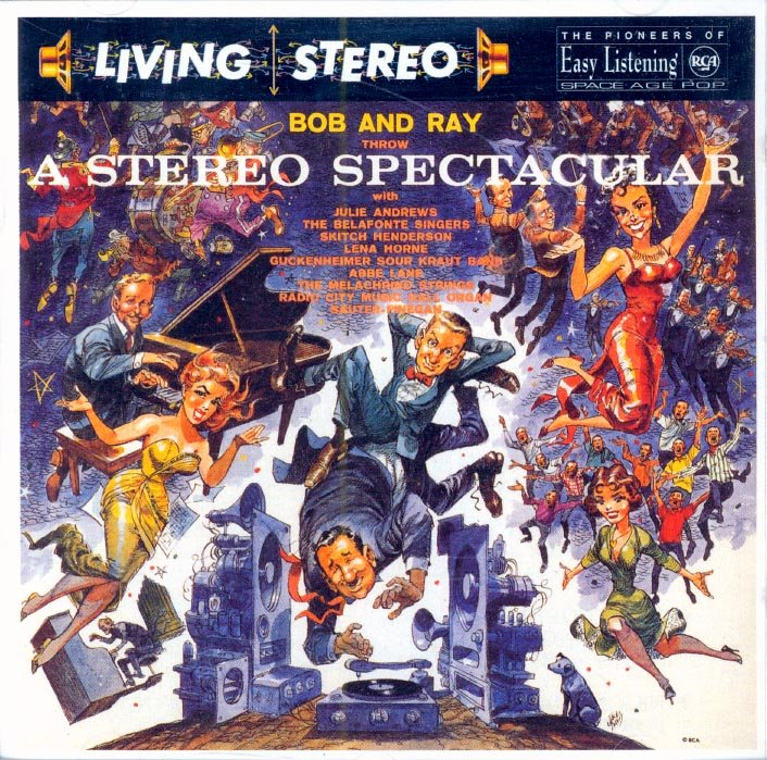 Bob & Ray Throw A Stereo Spectacular (Import)