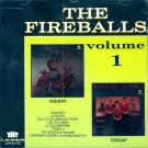 "The Fireballs, Volume 1-2 LP's On 1 CD:  ""Vaquero"" / ""Torquay"" (Import)"