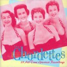 The Chordettes-25 All Time Greatest Recordings
