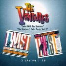 "The Ventures-2 LP's On 1 CD:  ""Twist With The Ventures""/"" The Ventures Twist Party, Vol. 2"""