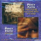 """Percy Faith-2 LP's On 1 CD:  """"Tara's Theme From Gone With The Wind""""/""""Jealousy"""""""