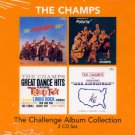 The Champs-The Challenge Album Collection (2 CD Box Set)