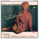 Sue Thompson-Meet (plus Bonus Tracks) (Import)