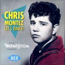 "Chris Montez ""Let's Dance"" The Monogram Sides (Import)"