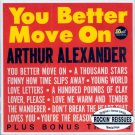 Arthur Alexander-You Better Move On (Import)