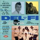 V/A The Return Of The Del-Fi & Donna Story (Import)