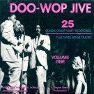 V/A Doo Wop Jive, Volume 1-25 Classic Group Jumpin' Recordings, Plus Three Bonus Tracks