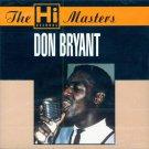 Don Bryant-The Hi Masters (Import)