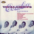 V/A Combo Vocal Groups, Volume 1 (Import)