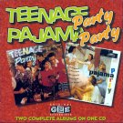 "V/A Teenage Pajama Party-2 Albums On 1 CD:  ""Teenage Party"" / ""Pajama Party"" (Import)"