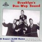 V/A Brooklyn's Doo Wop Sound-Al Brown's ALJON Masters, Vol. 1 (Import)