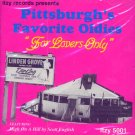 "V/A Itzy Records Presents:  Pittsburgh's Favorite Oldies ""For Lovers Only"""