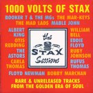 """V/A 1000 Volts Of Stax """"Rare & Unreleased Tracks From The Golden Era Of Soul"""" (Import)"""