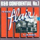 V/A R&B Confidential No. 1-The Flair Label