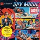 V/A Spy Magazine Presents, Vol. 1:  Spy Music