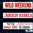 The Rockin' Rebels-Wild Weekend