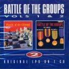 V/A Battle Of The Groups, Vols. 1 & 2 (2 Original LP's On 1 CD) (Import)