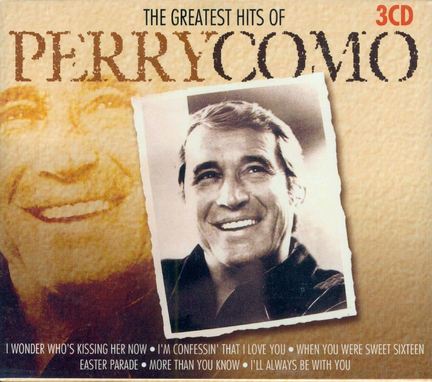 Perry Como-The Greatest Hits Of (3 CD Box Set) (Import)