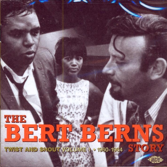 V/A The Bert Berns Story-Twist And Shout, Volume 1:  1960-1964 (Import)