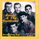 "Randy & The Rainbows-Hits & Lost Masters ""Better Than Ever"" (Import)"