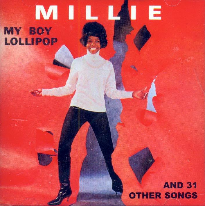 Millie Small-My Boy Lollipop (Import)
