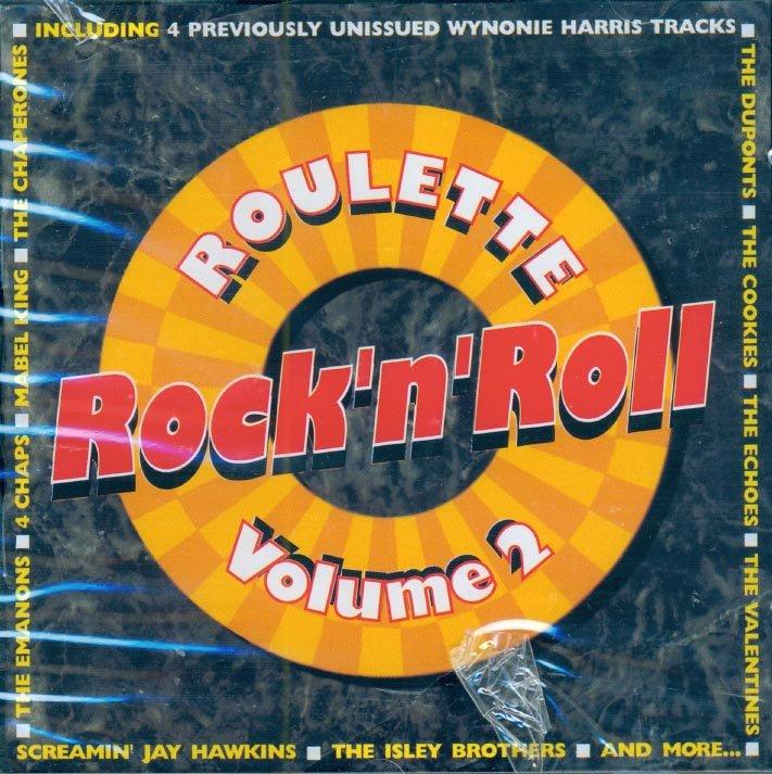 V/A Roulette Rock 'n' Roll, Volume 2 (Import)