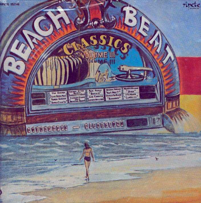 V/A Beach Beat Classics, Vol. III