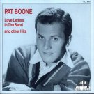 """Pat Boone-""""Love Letters In The Sand"""" And Other Hits (Import)"""