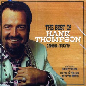 Hank Thompson-The Best Of 1966-1979