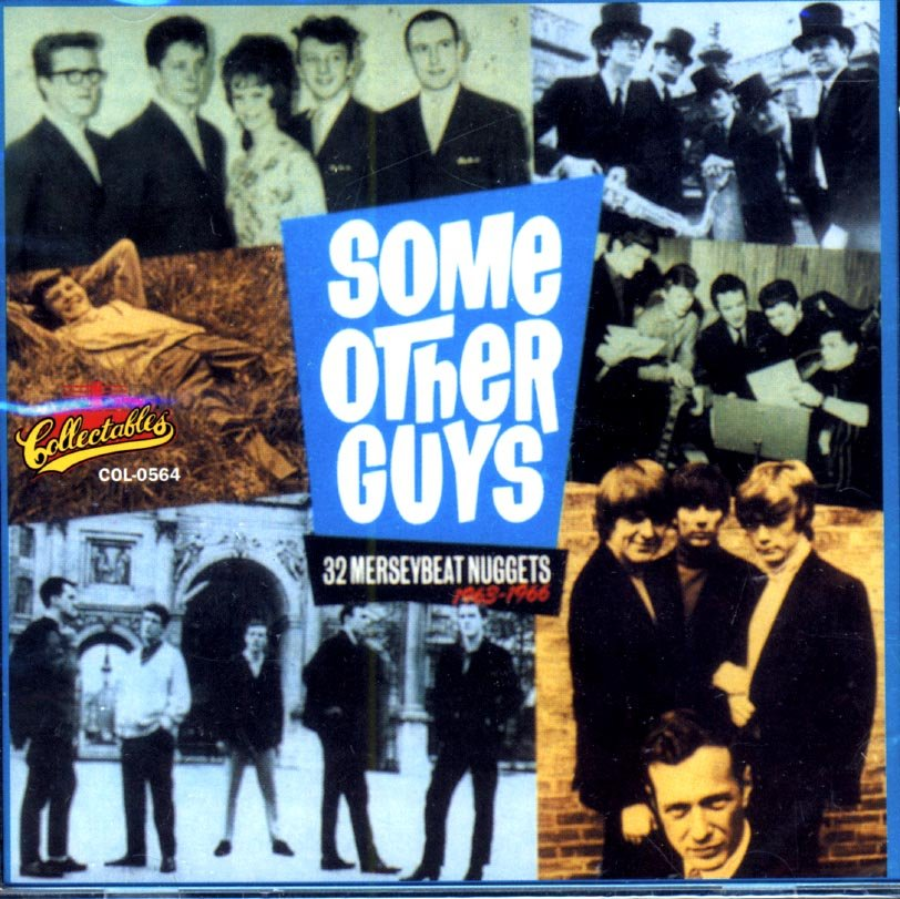 V/A Some Other Guys-32 Merseybeat Nuggets