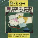 "Ben E. King-Definitive Anthology Four ""Seven Letters"" 18 Orig. Classics From Atco Masters (Import)"