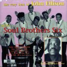 John Ellison & The Soul Brothers Six-The Very Best Of