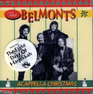 The Belmonts-Acappella Christmas (Import)