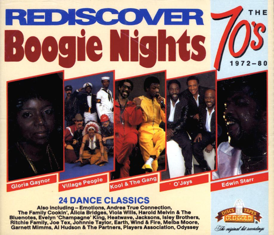 V A Rediscover The 70 S 1972 1980 Boogie Nights 24