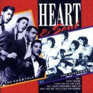The Chantels-The Cleftones-Heart & Soul (Import)