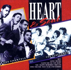 The Chantels-The Cleftones-Heart & Soul (Import)