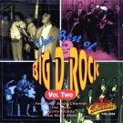 V/A The Best Of Big D Rock, Vol. 2: 1950s & 1960s Rock Heros From The Dallas-Ft.Worth Region