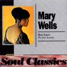 "Mary Wells- ""Dear Lover""  The Atco Sessions"