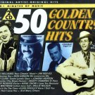 V/A 50 Country Golden Hits (2 CD Box Set) (Import)