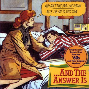 V/A ...And The Answer Is-Great Country Answer Discs From The 60's (Import)
