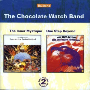 """The Chocolate Watch Band-2 LP's On 1 CD:  """"The Inner Mystique"""" / """"One Step Beyond"""" (Import)"""