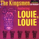 The Kingsmen-In Person featuring Louie, Louie
