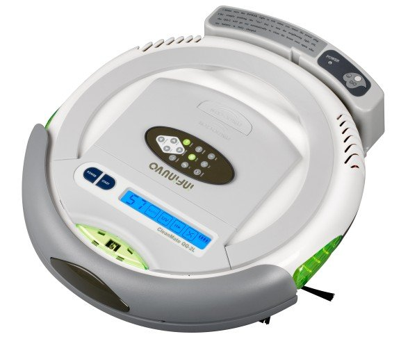 Infinuvo CleanMate QQ-2L QQ2L Robotic Vacuum Cleaner QQ2L -- Alternative to Roomba 510 530 560