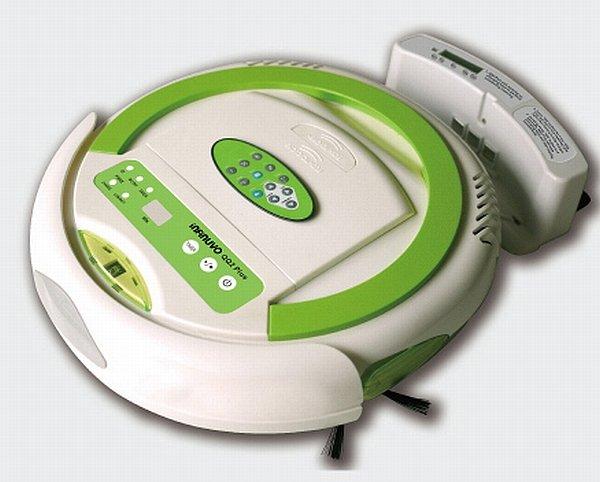 Infinuvo CleanMate QQ-2 PLUS Scheduler Robotic Vacuum Cleaner QQ2 -Alternative to Roomba 510 530 560