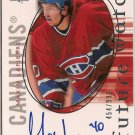 Maxim Lapierre 2005-06 SP Authentic Future Watch #200 454/999 AUTO SN RC